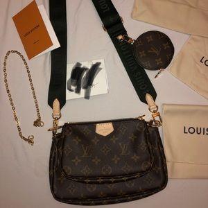 Louis Vuitton multi pochette- SOLD OUT!!